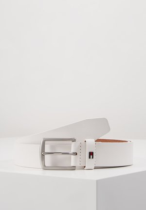 DENTON - Belt - white