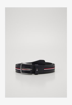 DENTON WEBBING INLAY - Belt - blue