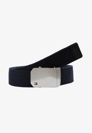 SLIDER BUCKLE - Belt - blue