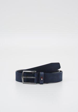 DENTON - Belt - blue