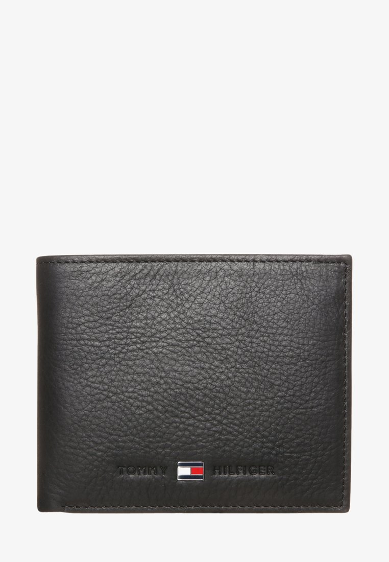 Tommy Hilfiger - JOHNSON MINI  - Geldbörse - black