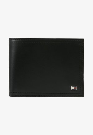 HARRY FLAP AND COIN POCKET - Portafoglio - black