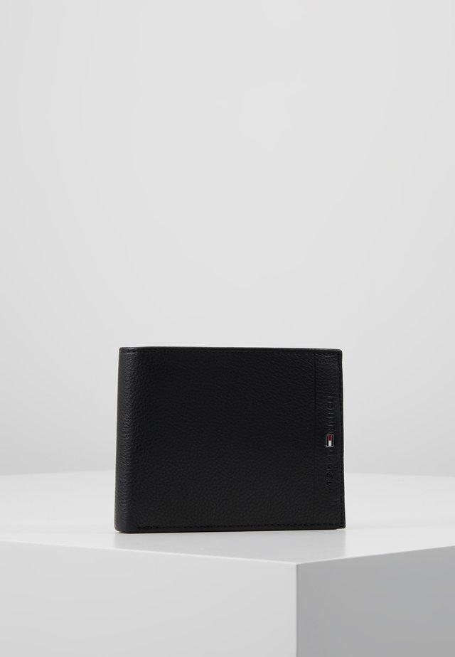 CORE FLAP COIN - Portfel - black