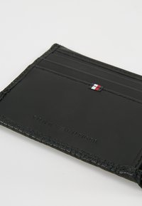 Tommy Hilfiger - BUSINESS MINI WALLET - Plånbok - black - 2