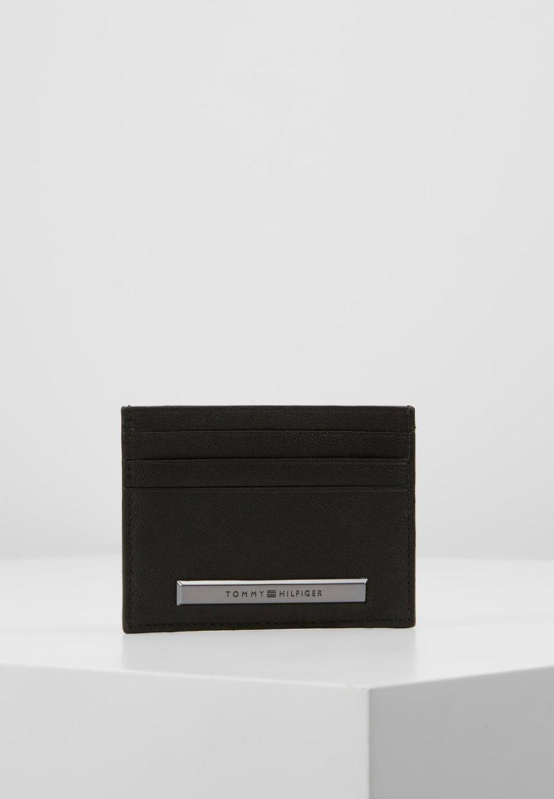 Tommy Hilfiger - CORP PLAQUE HOLDER - Business card holder - black