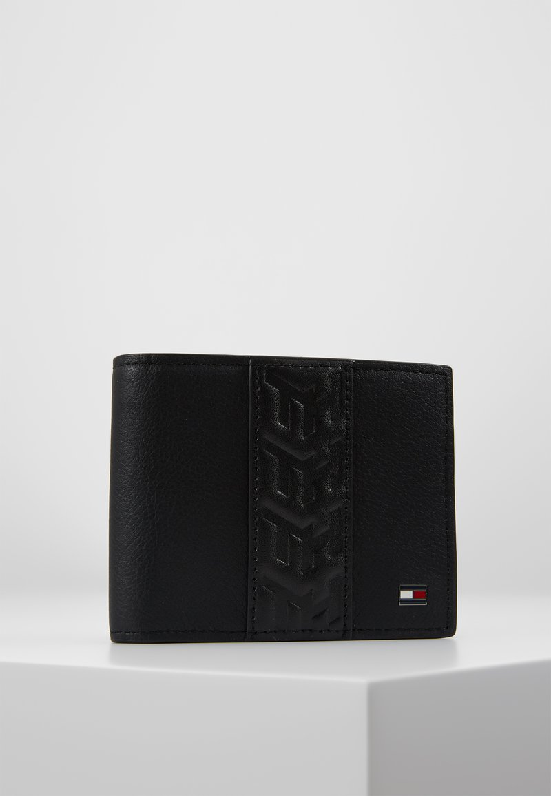 Tommy Hilfiger - MINI WALLET - Wallet - black