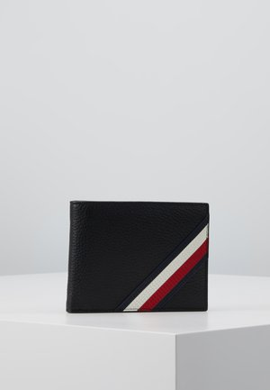 DOWNTOWN FLAP AND COIN - Wallet - black