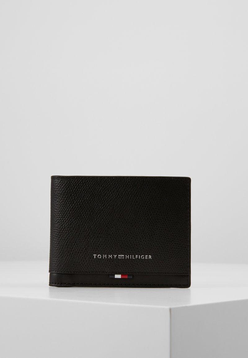 Tommy Hilfiger - BUSINESS MINI WALLET - Portefeuille - black