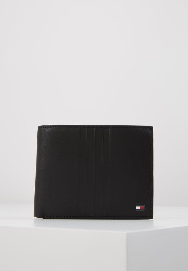 FLAP AND COIN - Portafoglio - black
