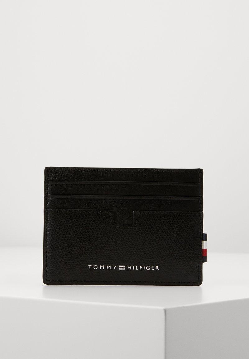 Tommy Hilfiger - BUSINESS HOLDER - Wallet - black