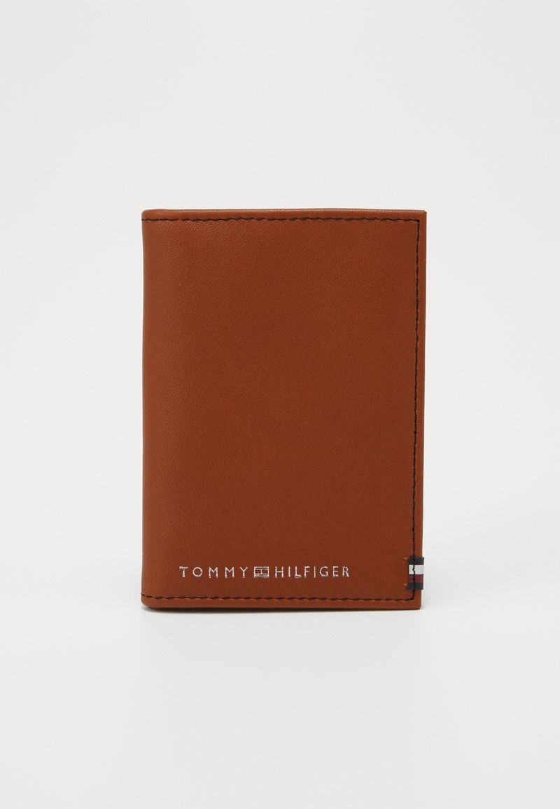 Tommy Hilfiger - CASUAL BIFOLD - Wallet - brown