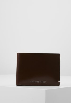POLISHED EXTRA COIN - Wallet - brown