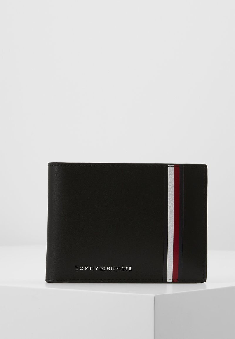 Tommy Hilfiger - FINE EXTRA COIN - Wallet - black