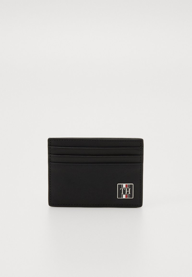 Tommy Hilfiger - SOLID HOLDER - Visitekaarthouder - black