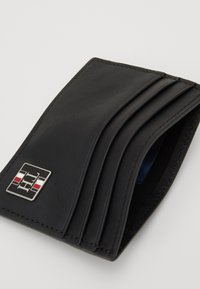Tommy Hilfiger - SOLID HOLDER - Visitekaarthouder - black - 2
