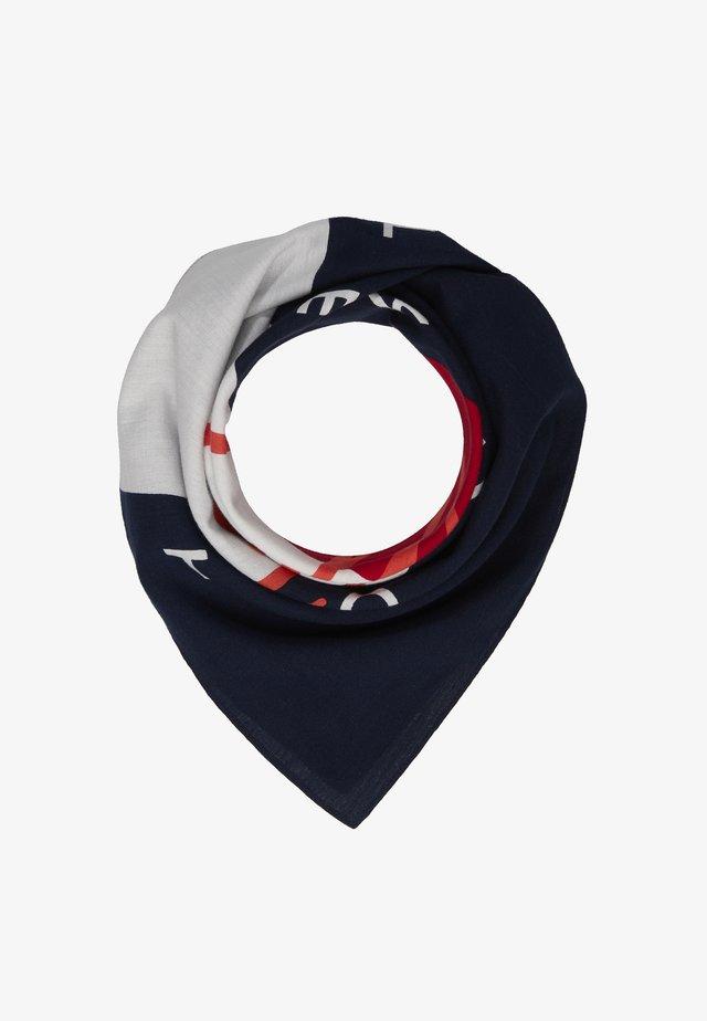 LEWIS HAMILTON BANDANA - Tørklæde / Halstørklæder - blue