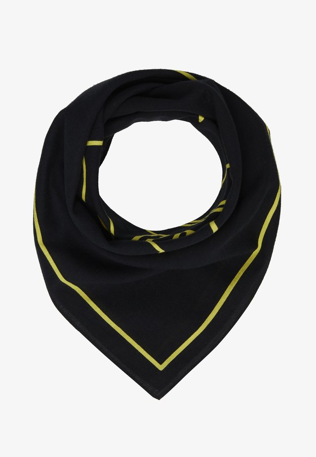 LEWIS HAMILTON BANDANA - Tørklæde / Halstørklæder - black
