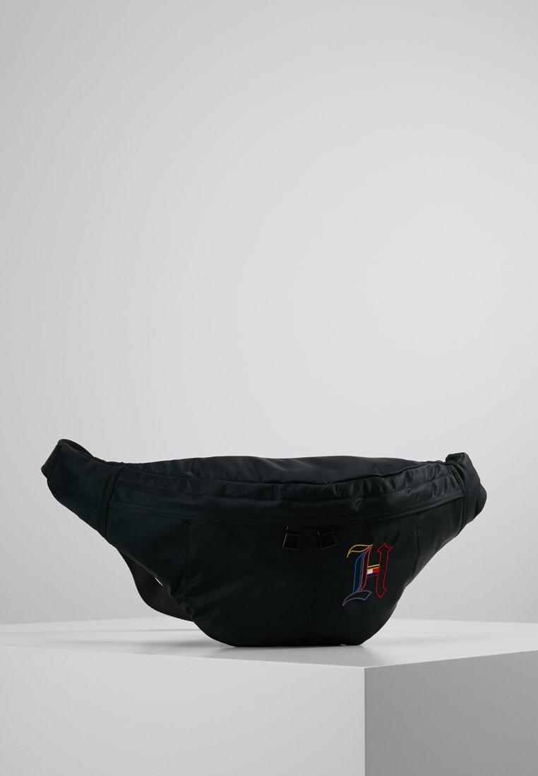 Tommy Hilfiger - LEWIS HAMILTON BUMBAG - Bum bag - black
