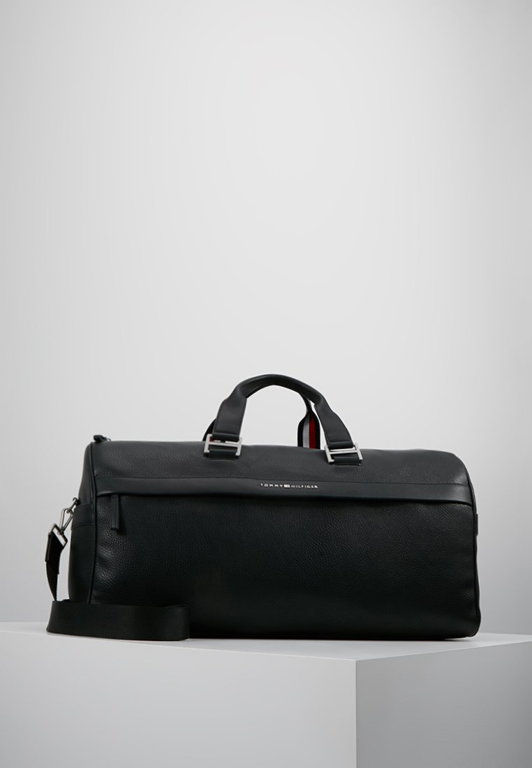 Tommy Hilfiger - BUSINESS DUFFLE - Weekendtasker - black