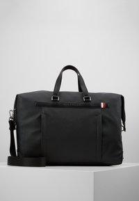 Tommy Hilfiger - COATED DUFFLE - Weekend bag - black - 0