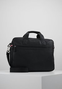 Tommy Hilfiger - ESSENTIAL COMPUTER BAG - Aktovka - black - 0