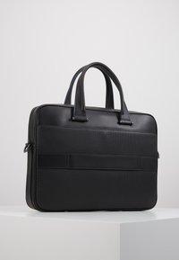 Tommy Hilfiger - TOMMYXMERCEDES-BENZ COMPUTER BAG - Laptop bag - black - 2