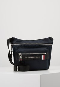 Tommy Hilfiger - ELEVATED MINI CAMERA BAG - Bum bag - blue - 0