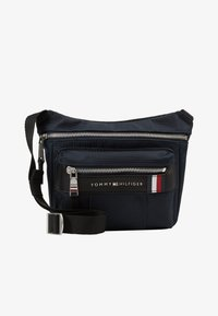 Tommy Hilfiger - ELEVATED MINI CAMERA BAG - Bum bag - blue