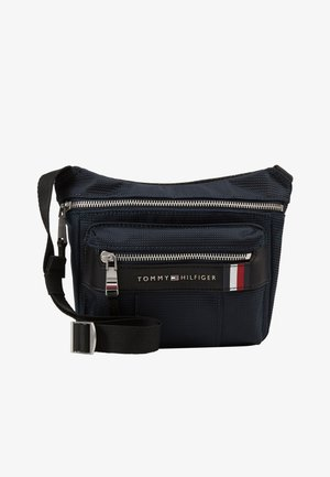 ELEVATED MINI CAMERA BAG - Bum bag - blue
