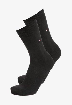 CLASSIC 2 PACK - Chaussettes - black