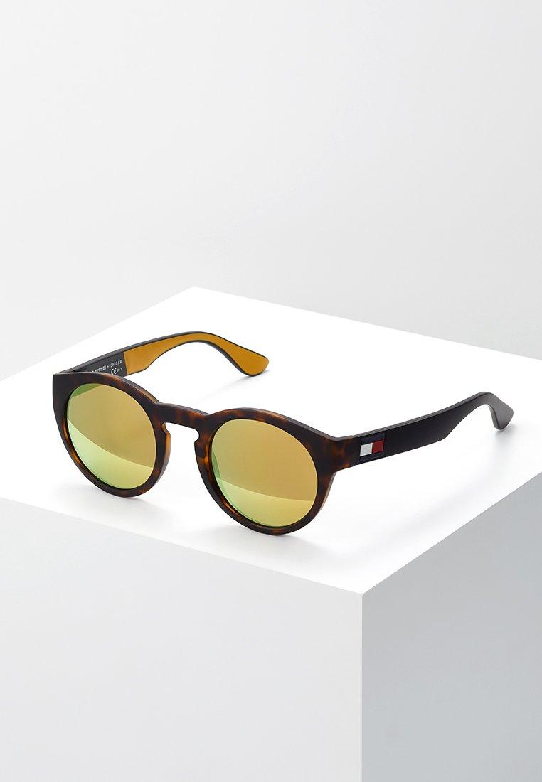 Tommy Hilfiger - Sluneční brýle - gold-coloured