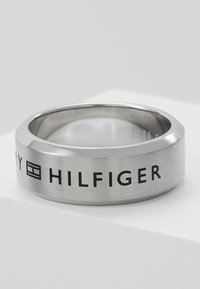Tommy Hilfiger - CASUAL - Ring - silver-coloured - 5