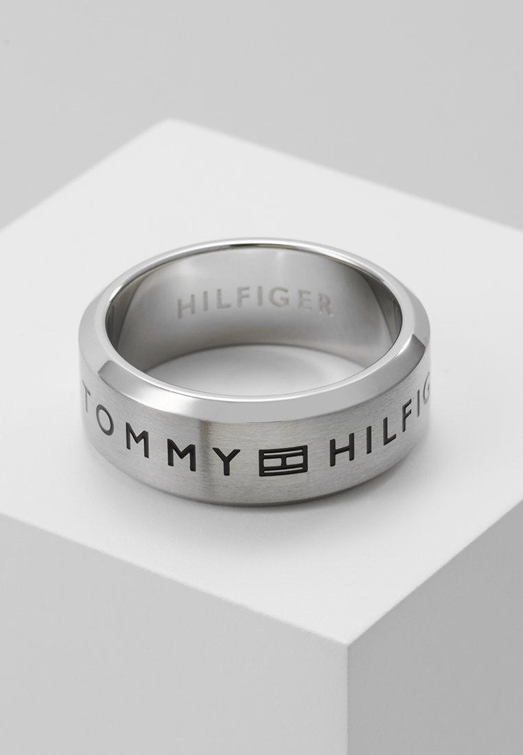 Tommy Hilfiger - CASUAL - Ring - silver-coloured