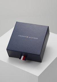 Tommy Hilfiger - BRACELET - Armband - silver-coloured/black - 3
