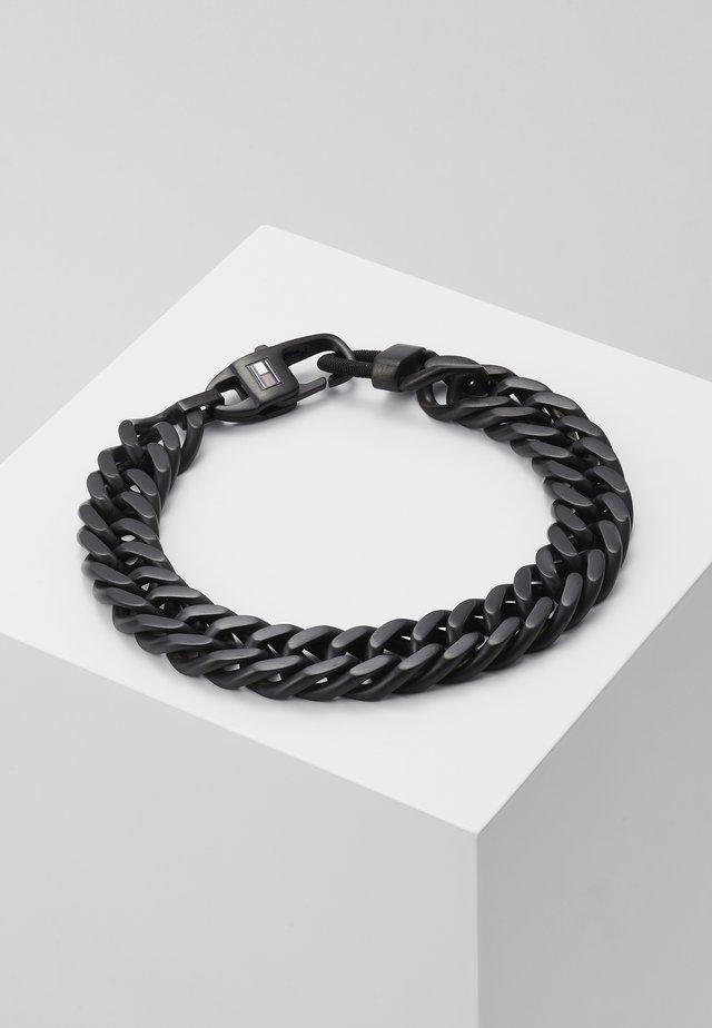 CASUAL - Armband - schwarz