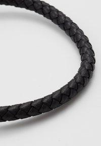 Tommy Hilfiger - CASUAL - Bracelet - black/navy - 5