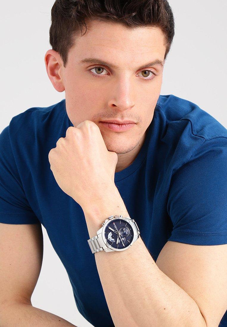 Tommy Hilfiger - Uhr - silver-coloured