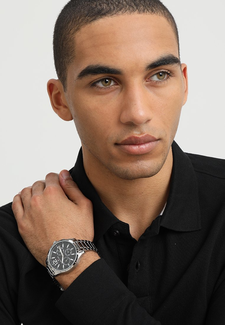Tommy Hilfiger - CASUAL SPORT - Watch - silver-coloured