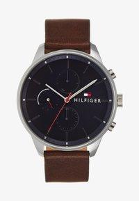 Tommy Hilfiger - CASUAL CHASE - Uhr - braun/blau - 1