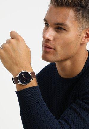 CASUAL CHASE - Uhr - braun/blau