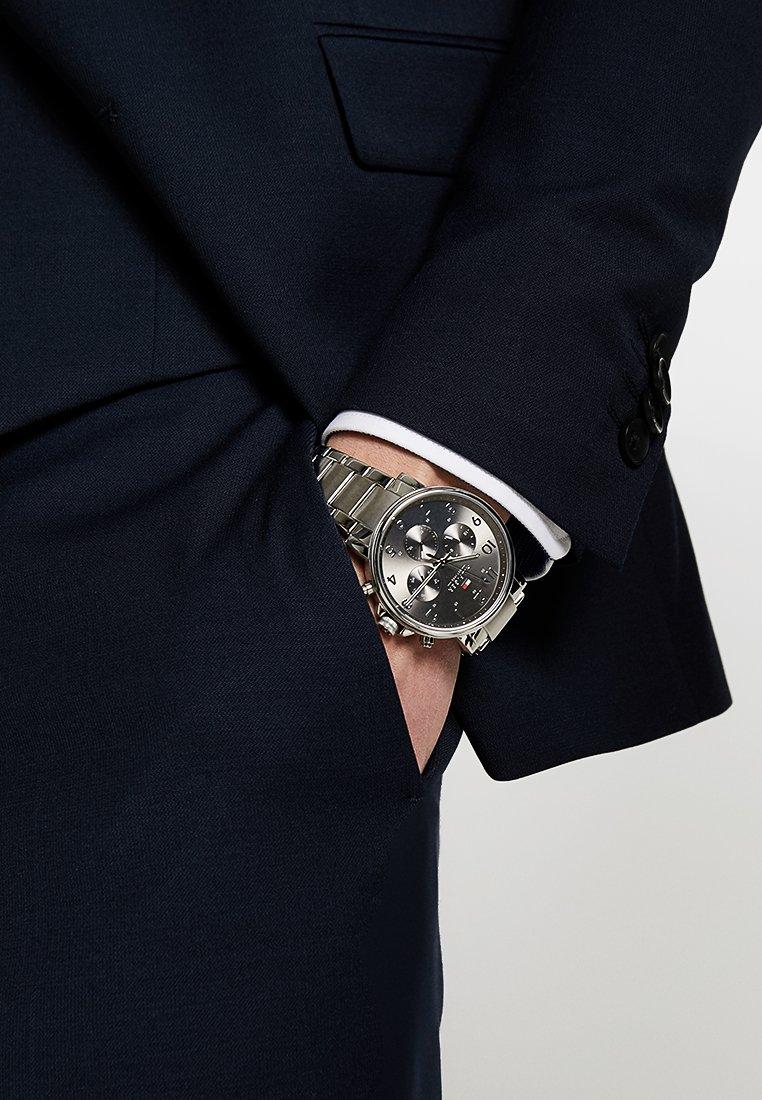 Tommy Hilfiger - DANIEL - Uhr - silver-coloured