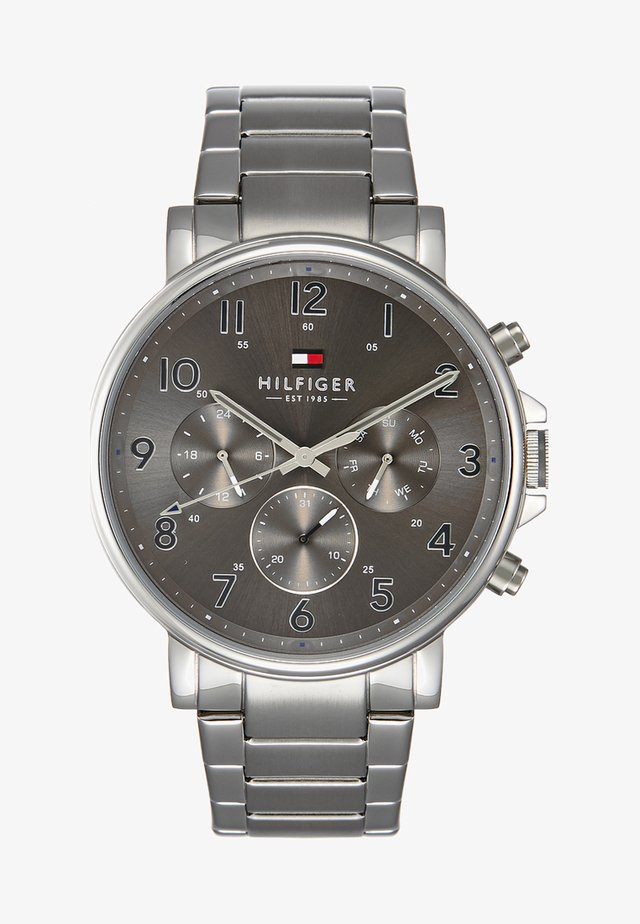 DANIEL - Orologio - silver-coloured