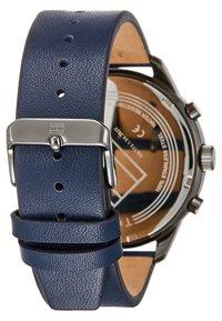 Tommy Hilfiger - CHASE - Horloge - blue - 2