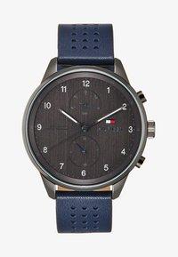 Tommy Hilfiger - CHASE - Horloge - blue - 1