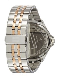 Tommy Hilfiger - Chronograph watch - bi-coloured - 1