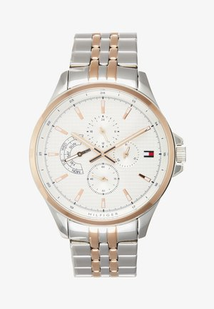 Chronograph watch - bi-coloured