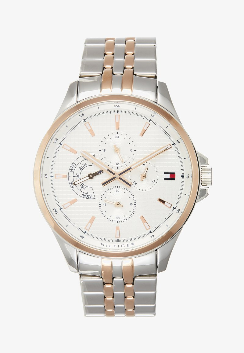 Tommy Hilfiger - Chronograph watch - bi-coloured