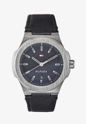 PRINCETON - Horloge - black/silver