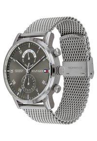 Tommy Hilfiger - Zegarek chronograficzny - silver - 1