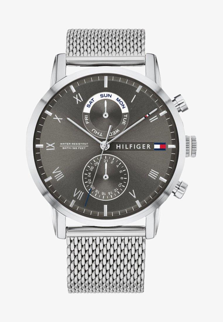 Tommy Hilfiger - Zegarek chronograficzny - silver